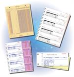 Cash Receipt Books and Journals