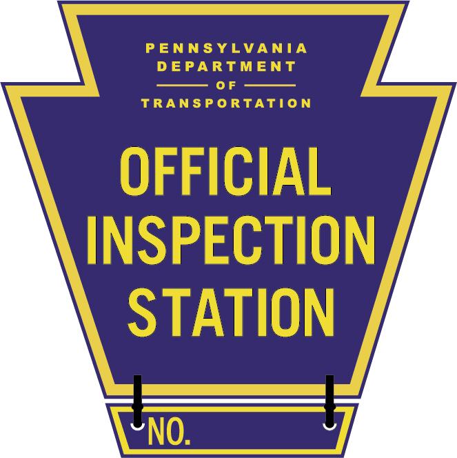 New Car Inspection Sticker Pa