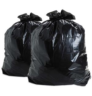 Heavy Duty Trash Bags (Three Different Available)