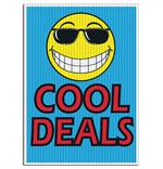 Jumbo Underhood Signs - Cool Deals