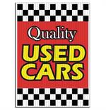 Jumbo Underhood Signs - Quality Used Cars