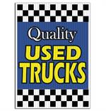 Jumbo Underhood Signs - Used Trucks