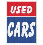 Jumbo Underhood Signs - Used Cars