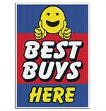 Jumbo Underhood Signs - Best Buy Here